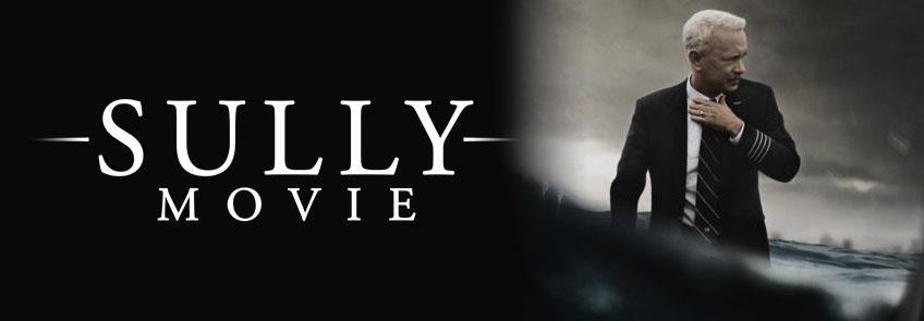 Sully Blu-ray movie.