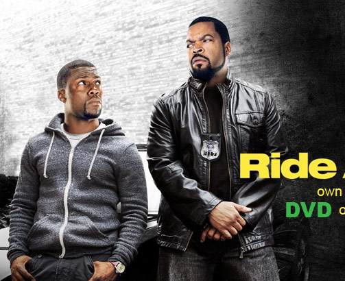 Preorder Ride Along On DVD!