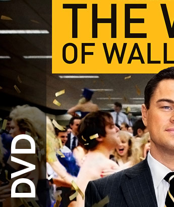 Preorder The Wolf Of Wall Street On DVD!