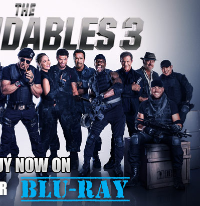 Buy Expendables 3 On Blu-ray!