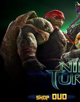 Buy Teenage Mutant Ninja Turtles on DVD!